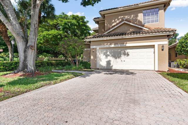 6617 NW 25th Terrace, Boca Raton, FL 33496 (#RX-10733239) :: Dalton Wade