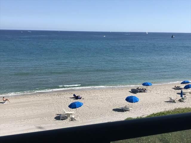 250 S Ocean Boulevard 3C, Boca Raton, FL 33432 (#RX-10733261) :: Dalton Wade