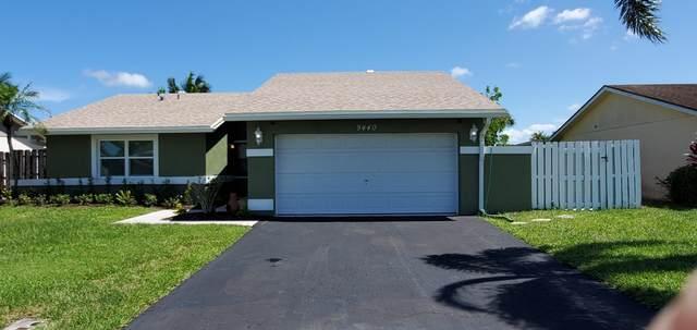 9440 Saddlebrook Drive, Boca Raton, FL 33496 (#RX-10733264) :: Dalton Wade