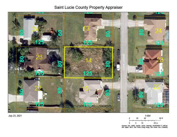 3550 SW Pumpkin Street, Port Saint Lucie, FL 34953 (#RX-10733269) :: Ryan Jennings Group