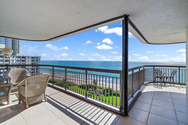 5380 N Ocean Drive 8-J, Singer Island, FL 33404 (#RX-10733277) :: Heather Towe | Keller Williams Jupiter