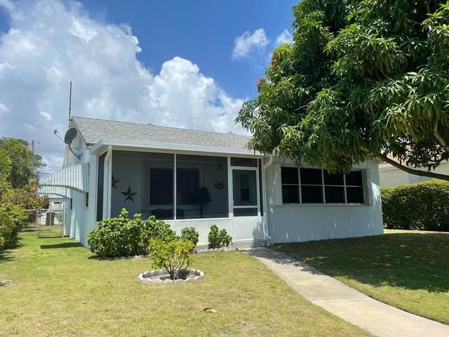 1109 N C Street, Lake Worth Beach, FL 33460 (MLS #RX-10733288) :: Berkshire Hathaway HomeServices EWM Realty
