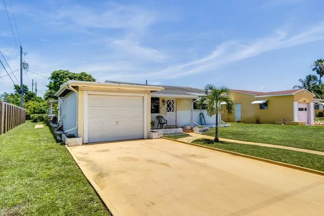 1419 S 24th Court, Hollywood, FL 33020 (MLS #RX-10733294) :: Castelli Real Estate Services