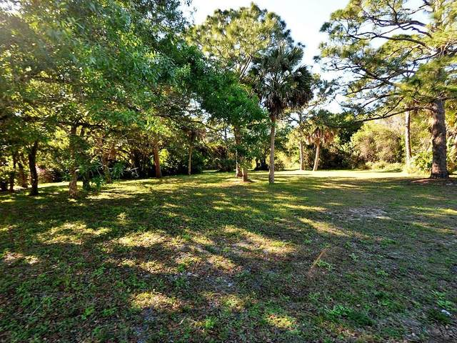 2501 Lazy Hammock Lane, Fort Pierce, FL 34981 (MLS #RX-10733298) :: Castelli Real Estate Services