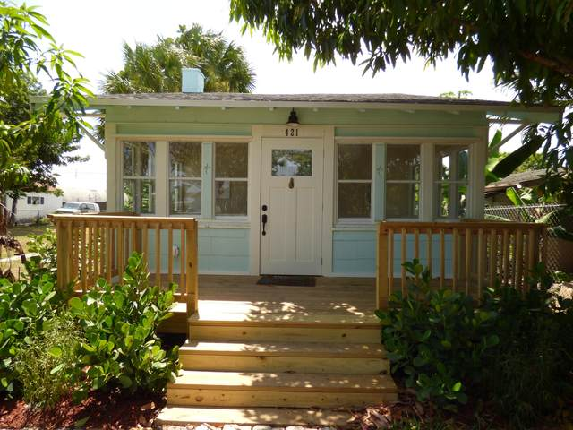 421 N H Street, Lake Worth Beach, FL 33460 (#RX-10733299) :: DO Homes Group