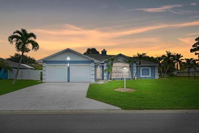 6824 Wadsworth Terrace, Port Saint Lucie, FL 34952 (MLS #RX-10733303) :: The Paiz Group