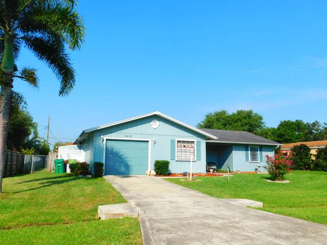 2450 SE Sidonia Street, Port Saint Lucie, FL 34952 (MLS #RX-10733347) :: Dalton Wade Real Estate Group