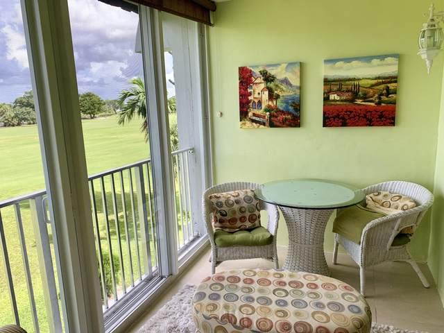 7817 Golf Circle Drive #311, Margate, FL 33063 (MLS #RX-10733355) :: Castelli Real Estate Services