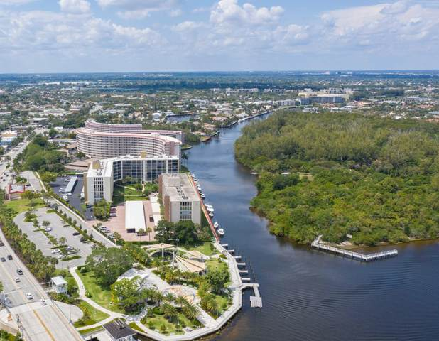 1631 Riverview Road #705, Deerfield Beach, FL 33441 (MLS #RX-10733357) :: Castelli Real Estate Services