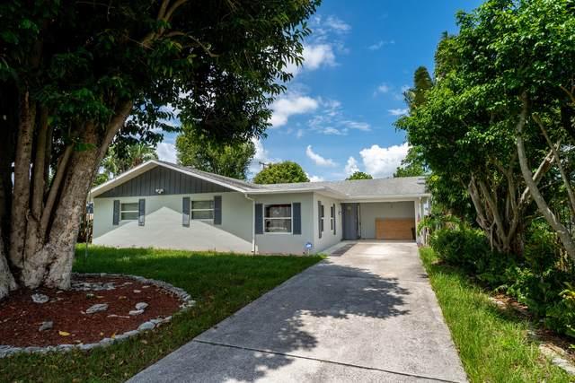 1108 SE Ladner Street, Port Saint Lucie, FL 34983 (#RX-10733359) :: Dalton Wade