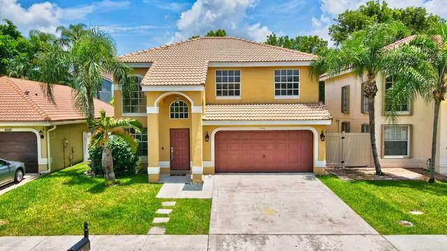 10163 Serene Meadow Drive N, Boca Raton, FL 33428 (#RX-10733370) :: Dalton Wade