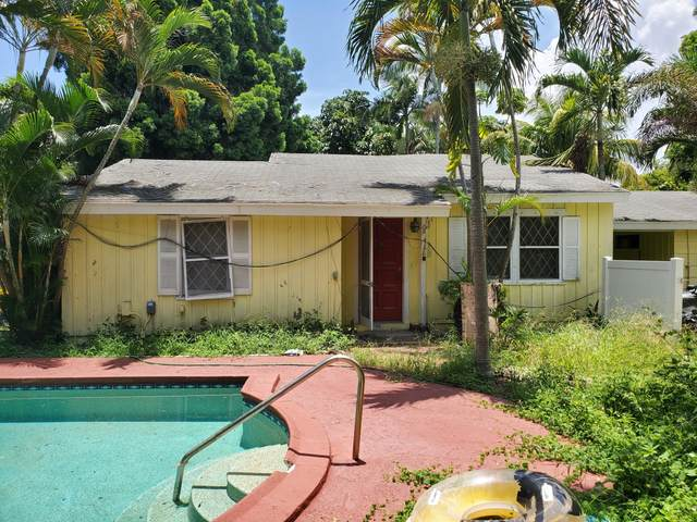1932 Anderson Lane, West Palm Beach, FL 33406 (MLS #RX-10733415) :: Dalton Wade Real Estate Group