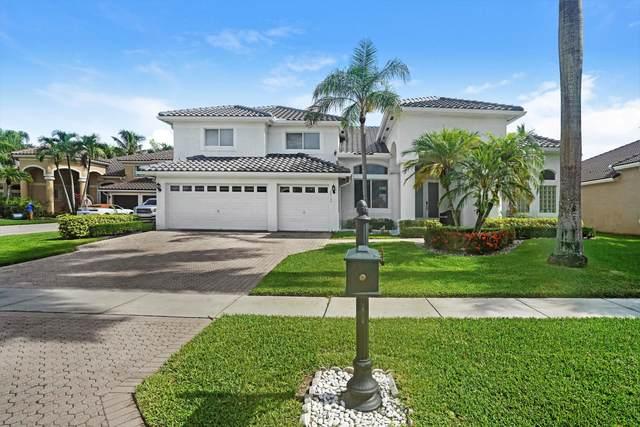 20149 Ocean Key Drive, Boca Raton, FL 33498 (MLS #RX-10733417) :: Miami Villa Group