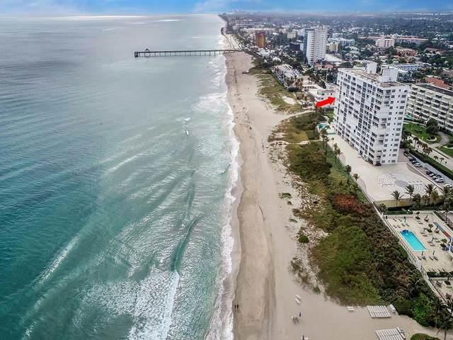 3000 S Ocean Boulevard #305, Boca Raton, FL 33432 (MLS #RX-10733418) :: Castelli Real Estate Services