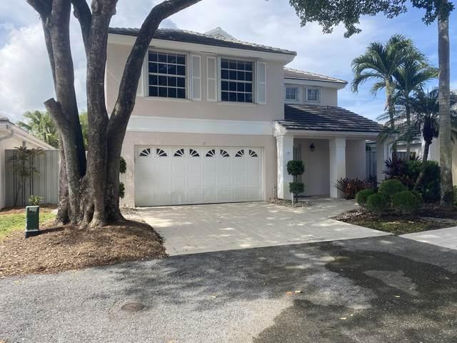 17 Commodore Place, Palm Beach Gardens, FL 33418 (#RX-10733423) :: The Rizzuto Woodman Team
