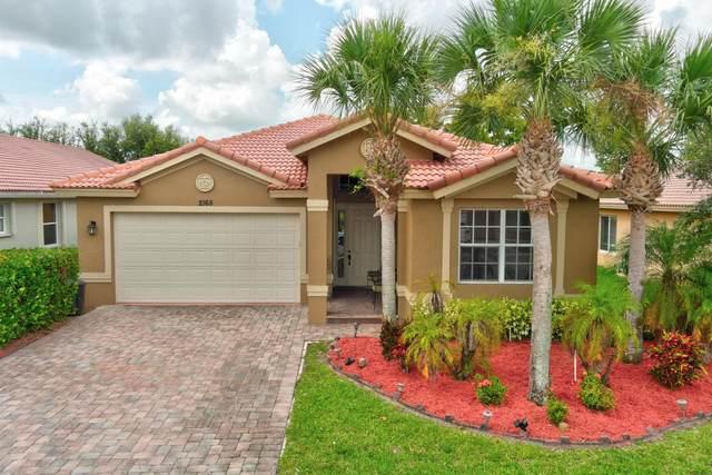 2165 SW Newport Isles Boulevard, Port Saint Lucie, FL 34953 (MLS #RX-10733443) :: Castelli Real Estate Services