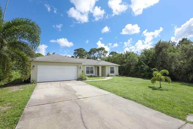 719 NW Cardinal Drive, Port Saint Lucie, FL 34983 (MLS #RX-10733445) :: Castelli Real Estate Services