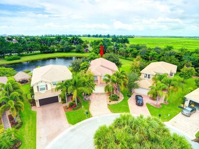 11627 Rock Lake Terrace, Boynton Beach, FL 33473 (MLS #RX-10733446) :: The DJ & Lindsey Team