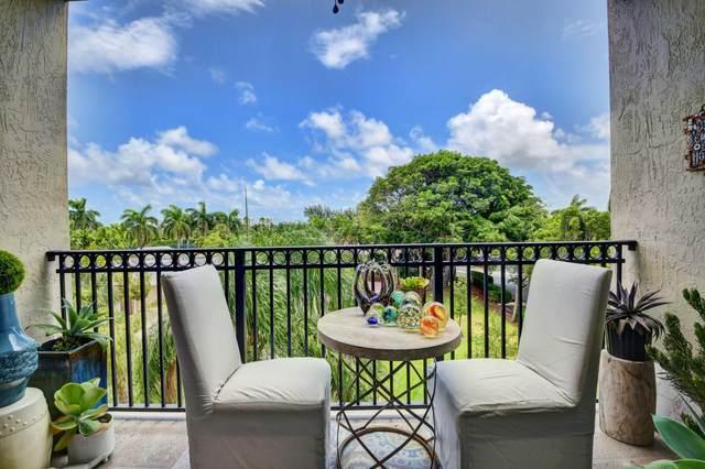 27 Royal Palm Way #404, Boca Raton, FL 33432 (MLS #RX-10733448) :: Castelli Real Estate Services