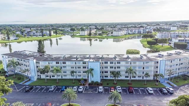 2020 Ainslie B, Boca Raton, FL 33434 (MLS #RX-10733450) :: Castelli Real Estate Services