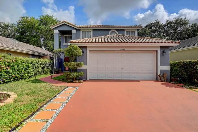 10631 Palm Spring Drive, Boca Raton, FL 33428 (MLS #RX-10733451) :: Castelli Real Estate Services