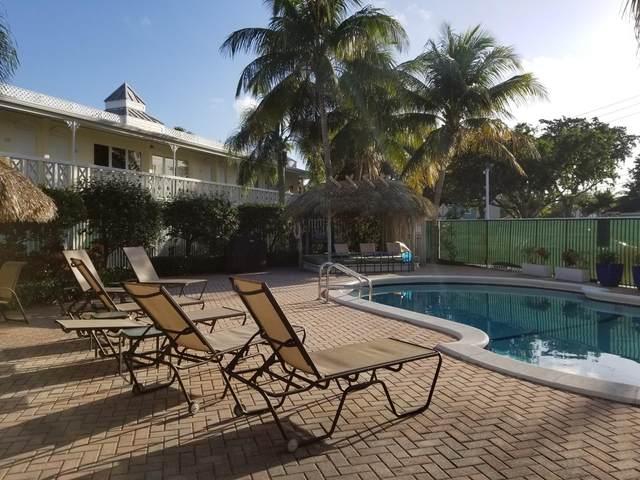 2124 NE 5th Avenue #105, Wilton Manors, FL 33305 (MLS #RX-10733461) :: Castelli Real Estate Services