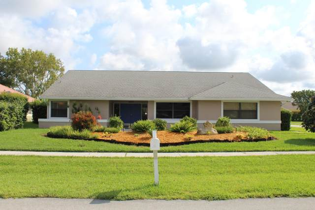 14327 Larkspur Lane, Wellington, FL 33414 (MLS #RX-10733467) :: Berkshire Hathaway HomeServices EWM Realty