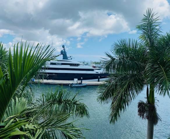 3920 N Flagler Drive #303, West Palm Beach, FL 33407 (MLS #RX-10733468) :: Castelli Real Estate Services