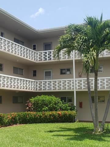 2721 Garden Drive N #304, Lake Worth, FL 33461 (MLS #RX-10733520) :: Castelli Real Estate Services