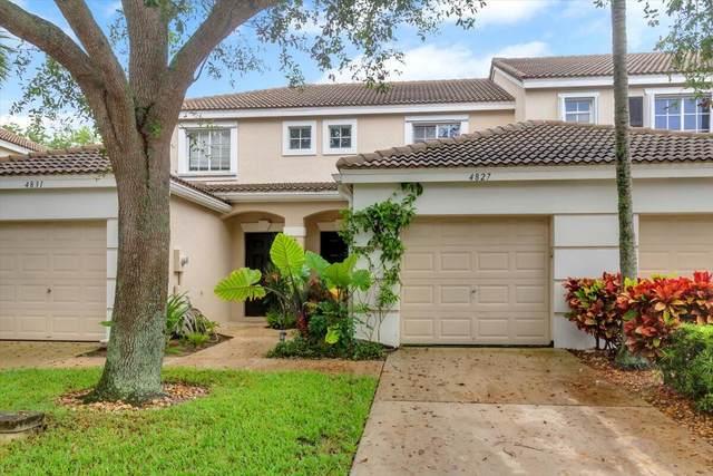4827 Palmbrooke Circle, West Palm Beach, FL 33417 (#RX-10733567) :: Baron Real Estate