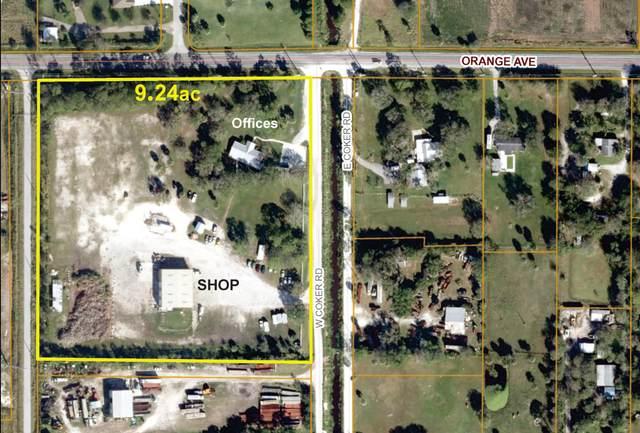 12101 Orange Avenue, Fort Pierce, FL 34945 (#RX-10733579) :: The Rizzuto Woodman Team