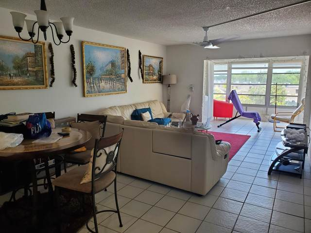 9273 SW 8th Street #420, Boca Raton, FL 33428 (#RX-10733589) :: Michael Kaufman Real Estate