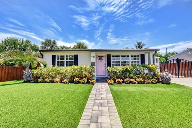 940 Ardmore Road, West Palm Beach, FL 33401 (#RX-10733602) :: Ryan Jennings Group