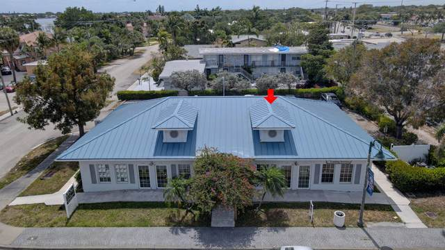 114 E Ocean Avenue, Lantana, FL 33462 (MLS #RX-10733669) :: Berkshire Hathaway HomeServices EWM Realty