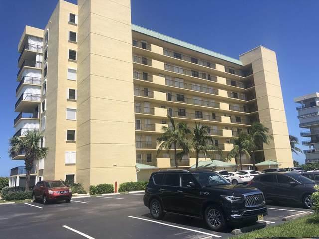 7380 S Ocean Drive #122, Jensen Beach, FL 34957 (#RX-10733672) :: IvaniaHomes   Keller Williams Reserve Palm Beach