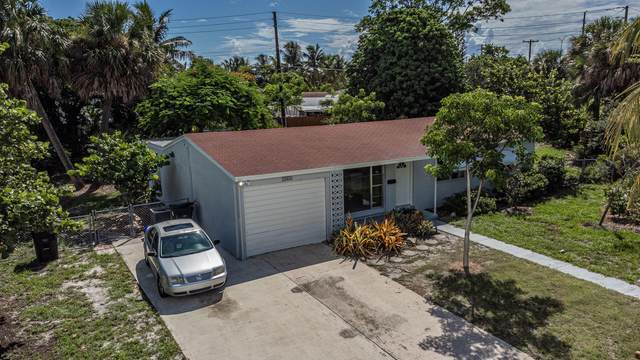 3526 Lake Osborne Drive, Lake Worth Beach, FL 33461 (#RX-10733768) :: Treasure Property Group