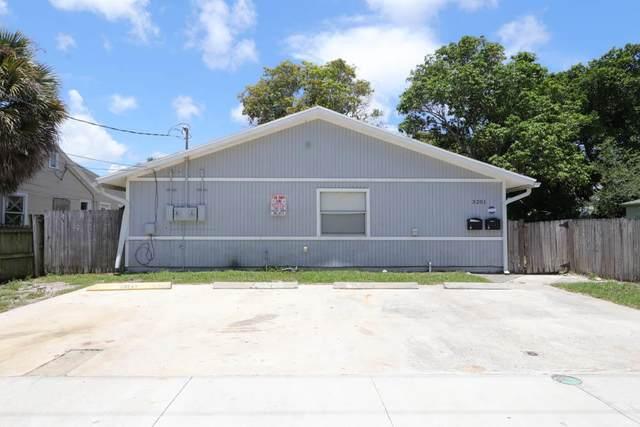 3201 Windsor Ave, West Palm Beach, FL 33407 (MLS #RX-10733771) :: Berkshire Hathaway HomeServices EWM Realty