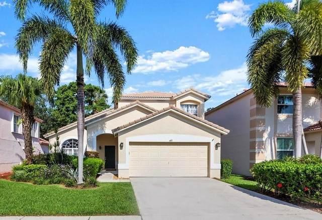 463 Woodview Circle, Palm Beach Gardens, FL 33418 (MLS #RX-10733796) :: Berkshire Hathaway HomeServices EWM Realty