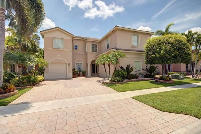 1375 Beacon Circle, Wellington, FL 33414 (#RX-10733823) :: Michael Kaufman Real Estate