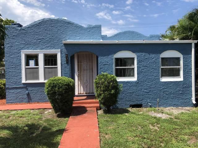 431 58th Street, West Palm Beach, FL 33407 (MLS #RX-10733839) :: Castelli Real Estate Services