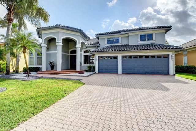 10886 Bal Harbor Drive, Boca Raton, FL 33498 (MLS #RX-10733850) :: Miami Villa Group