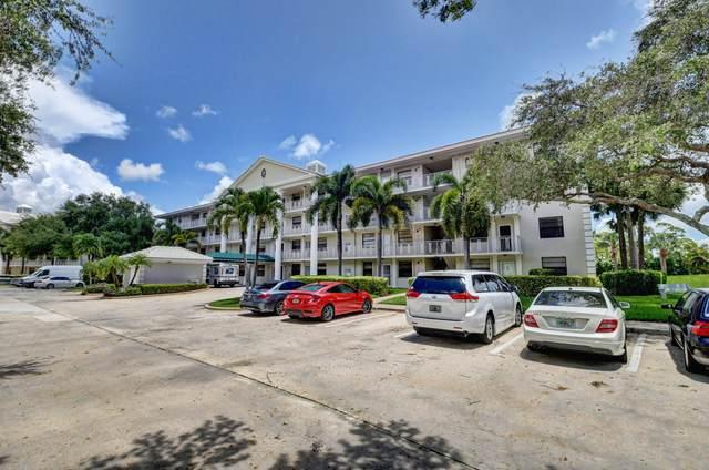6073 Balboa Circle #206, Boca Raton, FL 33433 (#RX-10733852) :: Michael Kaufman Real Estate
