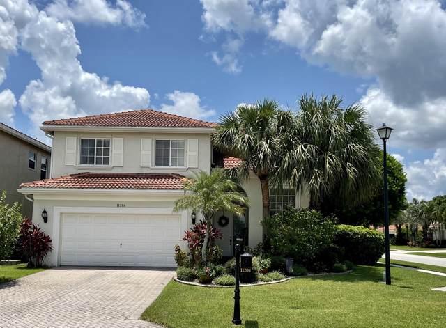 11206 Stone Creek Street, Wellington, FL 33449 (#RX-10733861) :: Treasure Property Group