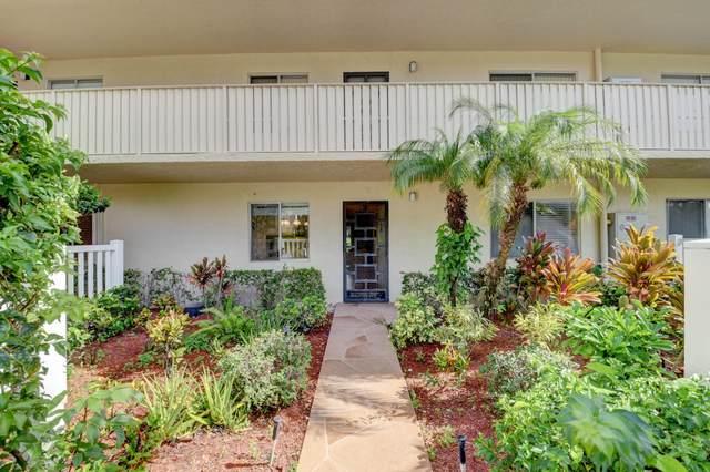 7267 Huntington Lane #102, Delray Beach, FL 33446 (#RX-10733874) :: Heather Towe | Keller Williams Jupiter