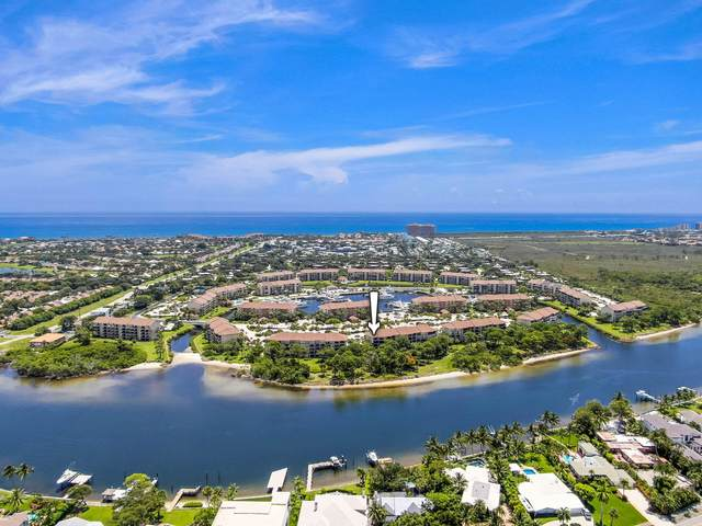 2001 Marina Isle Way #206, Jupiter, FL 33477 (#RX-10733882) :: Treasure Property Group