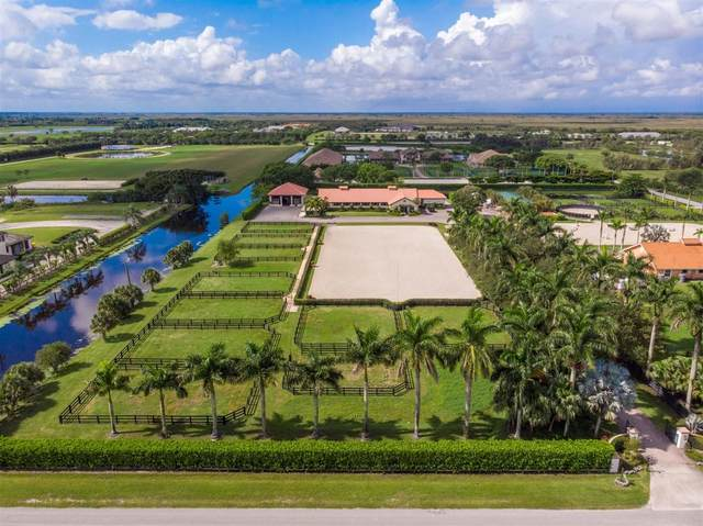 14750 Palm Beach Point Boulevard, Wellington, FL 33414 (#RX-10733906) :: Treasure Property Group