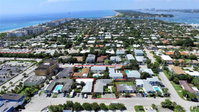 1230 -1258 Beach - Island Road, Riviera Beach, FL 33404 (#RX-10733927) :: The Rizzuto Woodman Team