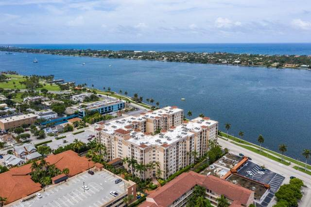 1801 N Flagler Drive #716, West Palm Beach, FL 33407 (#RX-10733936) :: DO Homes Group