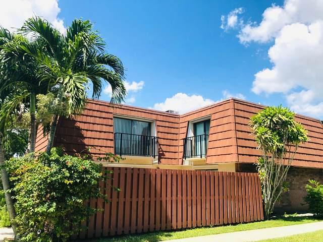 1420 Augusta Circle #125, Delray Beach, FL 33445 (#RX-10733956) :: Treasure Property Group
