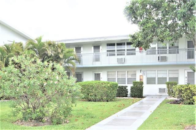 124 Sheffield F, West Palm Beach, FL 33417 (MLS #RX-10733981) :: Miami Villa Group